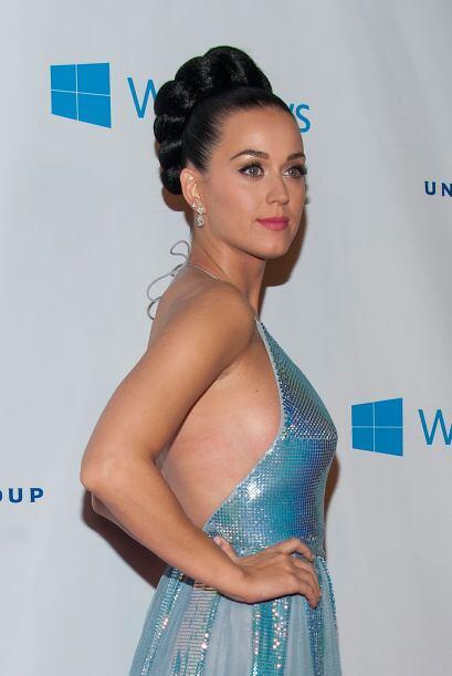 Katy Perry este año estuvo más controlada, sin embargo, los cortes later...