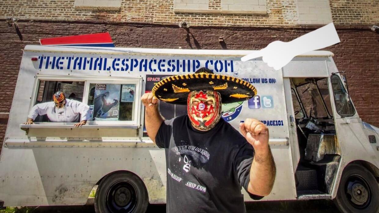 The Tamale Spaceship