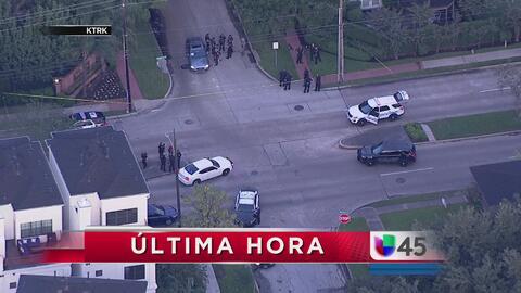 Tiroteo al suroeste de Houston deja a varios heridos
