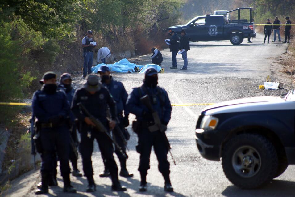 Con el presidente Enrique Peña Nieto el combate al crimen organizado se...