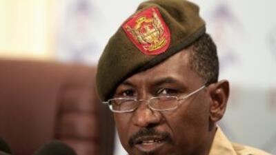 El vocero del ejército sudanés confirmó la expulsión de los disidentes.