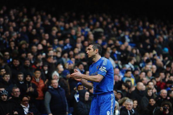 El Chelsea aseguraba el triunfo con la ventaja.