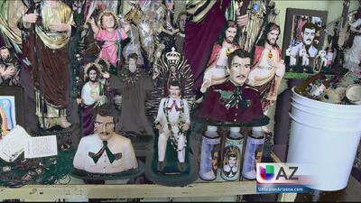 La Leyenda de Jesús Malverde: Santo de los Narcos