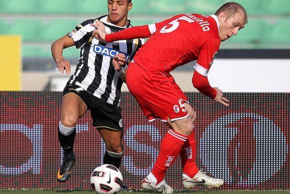 Por su parte, el Udinese, que venía de ganar 7-0 al Palermo en la fecha...