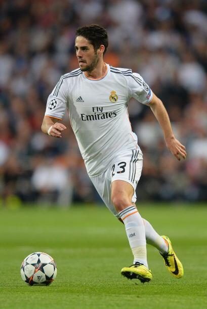 Varane (6): Salió al campo para sustituir a Sergio Ramos a falta...