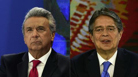 Autoridades electorales de Ecuador confirman que habrá segunda vuelta en...