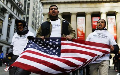 Más de 750,000 dreamers protegidos por la Acción Ejecutiva de 2012 podrí...