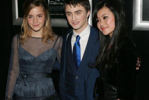 Por supuesto Harry fue la fantasia de muchas niñas, seguro m&aacu...