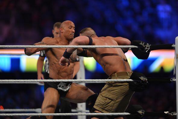 La pelea fue épica, como lo fue la primera entre dos grandes campeones.