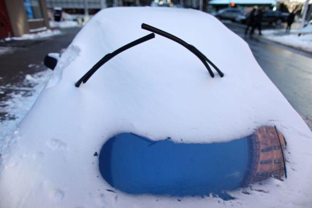 Habría que remontarse a 1968 para encontrar registros de frío polar como...