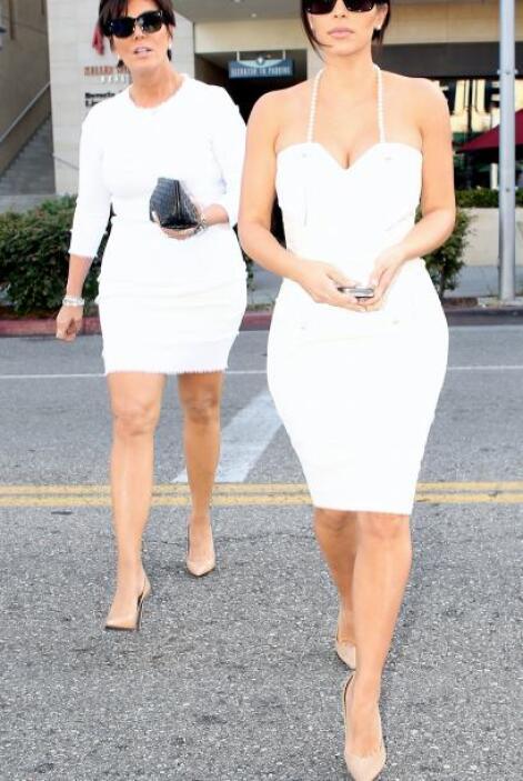 Las Kardashian celebraron una fiesta de despedida para Kim, sorpresa.  M...