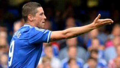 Torres viene respondiendo con goles a la confianza de Mourinho, pero el...