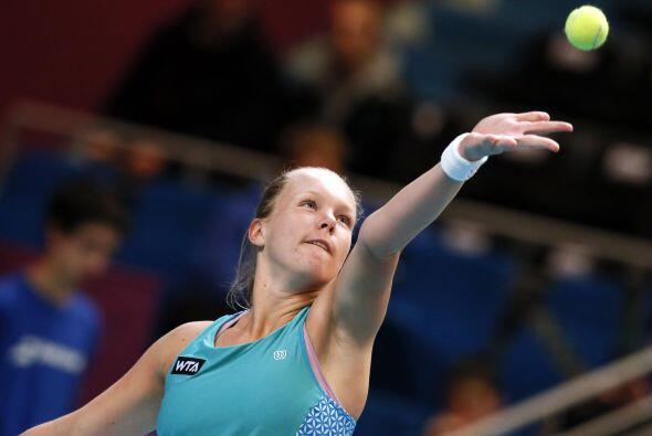 Errani se enfrentará en la siguiente ronda a la holandesa Kiki Bertens (...