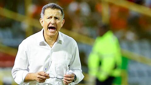 Juan Carlos Osorio encontró la fórmula para romper maleficios del Tri