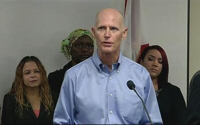 Gobernador de Florida confirmó cuatro casos de zika por picadura de un m...