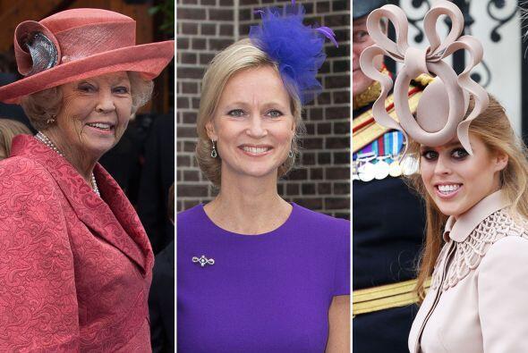 Las familias reales presumen una moda muy elegante y uno de los accesori...