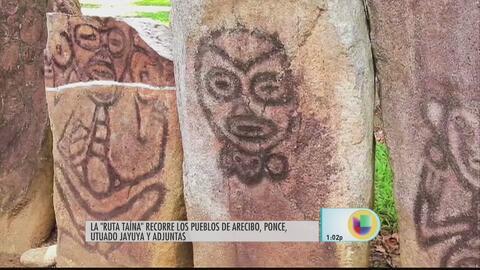 Ruta indígena presenta otra cara turística en Puerto Rico