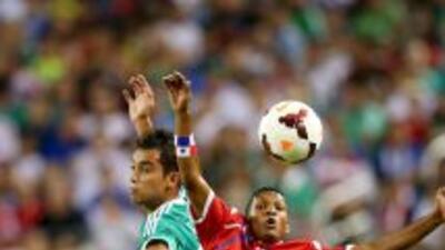 A pesar de que Alberto Quintero no dio su mejor partido, los panameños n...