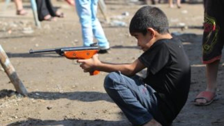 Desde 2002 a la fecha, 3,521 menores se desmovilizaron en Colombia. (Ima...