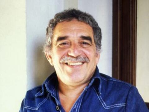 El Premio Nobel de Literatura Gabriel García Márquez fue u...