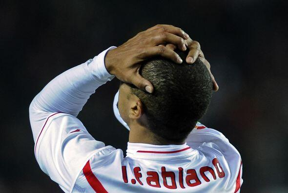 Que gol te perdiste Luis Fabiano.