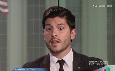 Manuel Natal insta a la desobedecer a la junta de control fiscal