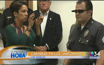 Nueva era para la policía de Los Ángeles