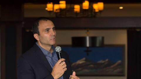 Paul Penzone candidato demócrata a sheriff del condado Maricopa