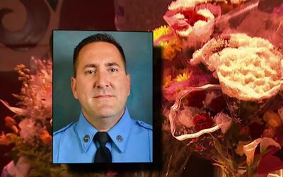 'Nueva York en un Minuto': investigan la muerte de bombero que murió tra...