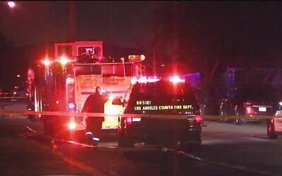 Niño de 6 años murió durante un tiroteo en Pomona
