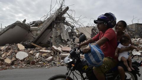 Las motocicletas generan problemas para las ciudades, como los altos niv...