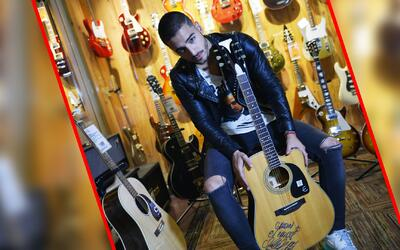 Maluma, el 'pretty boy dirty boy' encontró lo que buscaba en Las Vegas