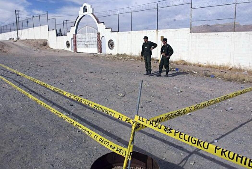 En Juárez en 2010 a lo sumo se castigó a los autores de 4 de cada 100 ho...