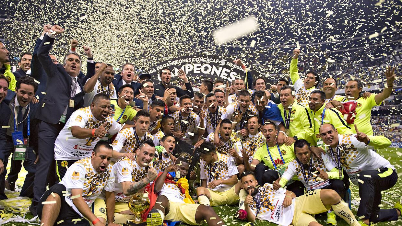 América ganó a Tigres la final de la Liga de Campeones de la Concacaf.