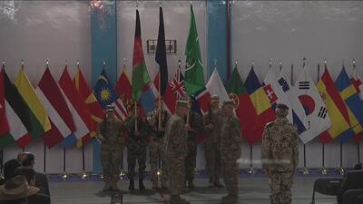 EEUU y la OTAN ponen fin a la guerra en Afganistán