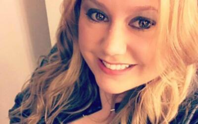 Tiffany Thrasher, de 33 años fue encontrada muerta en un departam...