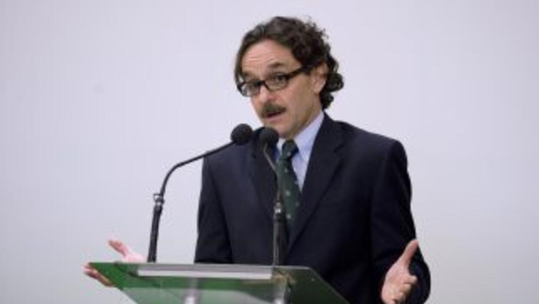 El candidato a la Presidencia de México, Gabriel Quadri.
