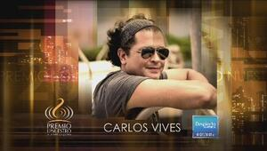 Carlos Vives está listo para recibir el Premio a la Excelencia