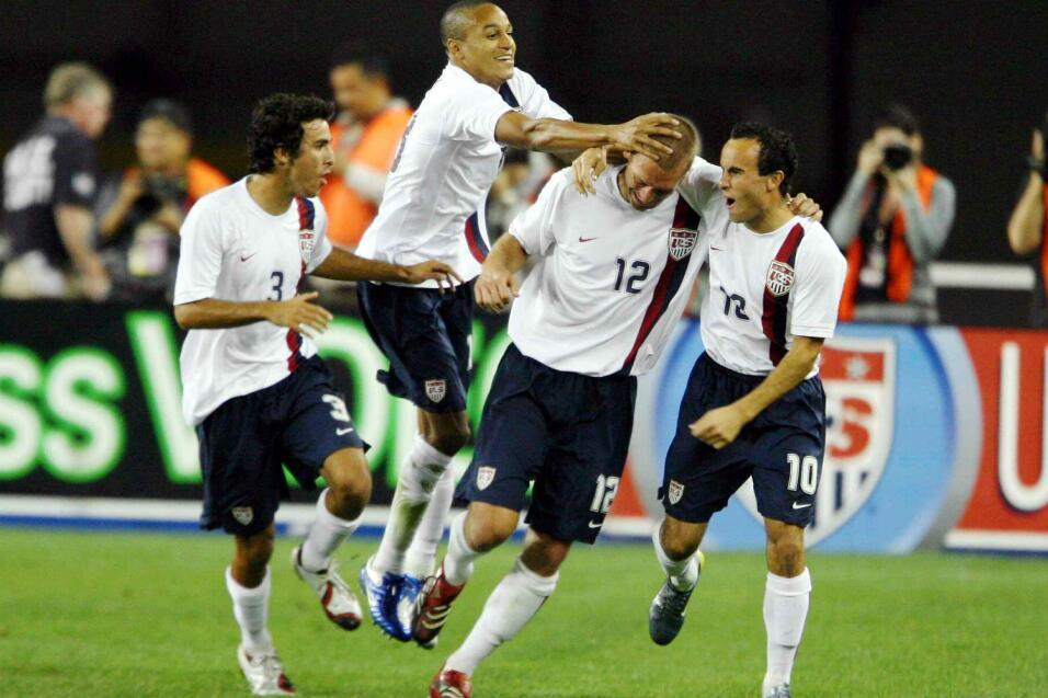 Historia de la maldición de Columbus: México vs Estados Unidos OK 2007 A...