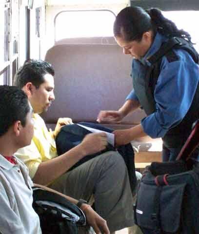 Hasta en el último esconditePor su situación geográfica Ciudad Juárez -f...