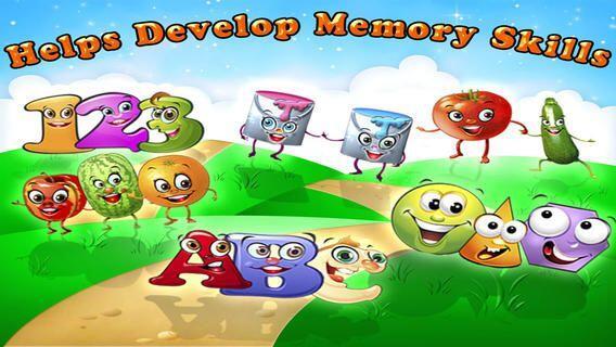 PRESCHOOL MEMORY MATCH AND LEARN - Totalmente configurable para permitir...