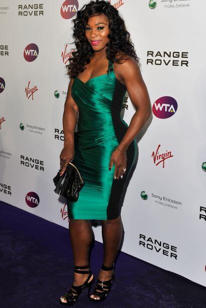 Serena Williams siempre será favorita. Su calidad, rapidez y pote...