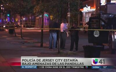 Jersey City bajo amenaza de pandilleros