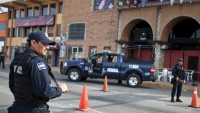La policía municipal de Ciudad Juárez fue acuartelada por temor a ataque...