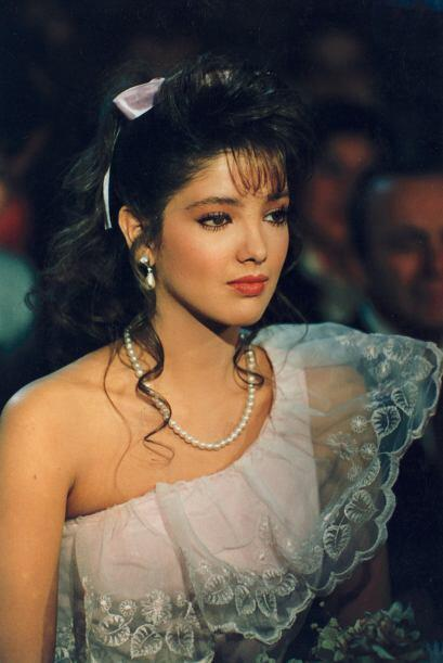 Adela se convirtió en una de las protagonistas juveniles favoritas del p...