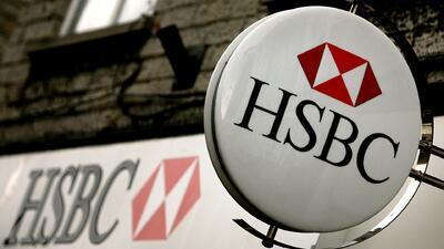 Vinculan con carteles mexicanos a dos clientes españoles del banco HSBC