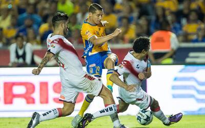 Tigres vs. Veracruz Amistoso