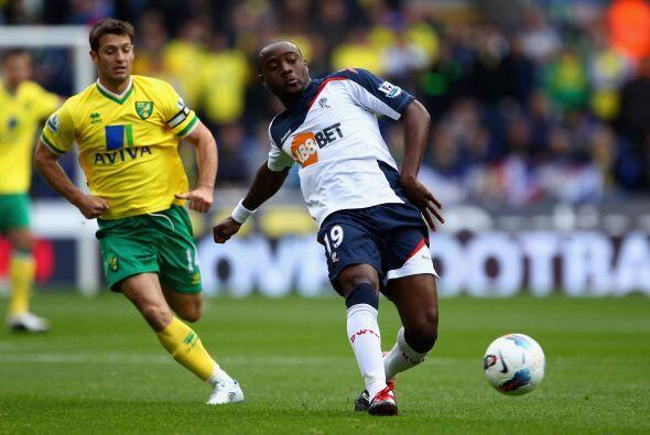 Bolton se enfrentó al Norwich en un duelo que parecía sin problemas.