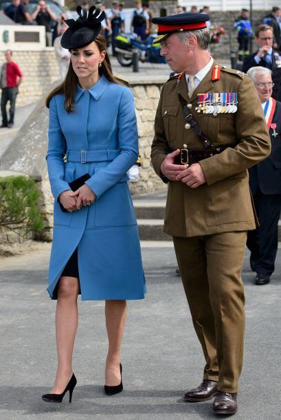 Tal vez Kate Middleton y Angélica Rivera sí tengan algo en común.