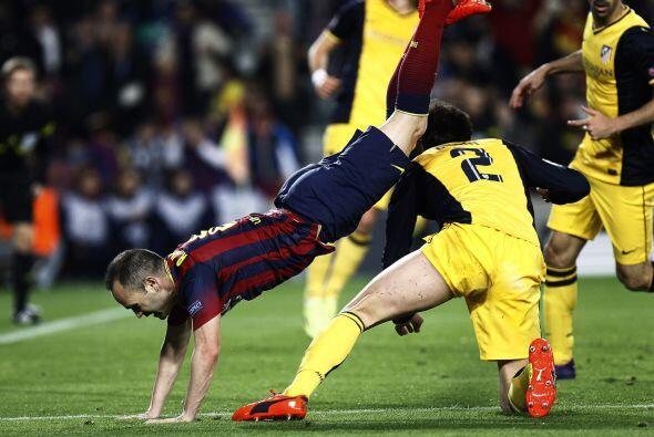 El partido fue más que luchado por ambos bandos, pero los goles n...
